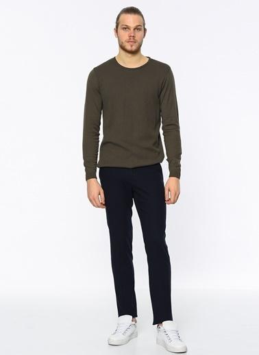 George Hogg Kumaş Pantolon Lacivert